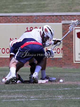 Elon Lacrosse vs Liberty 2012