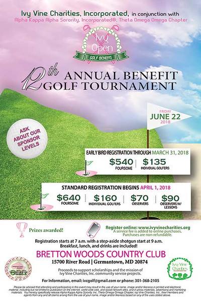 2018-07-13 IVC 11th Annual Golf Tournament