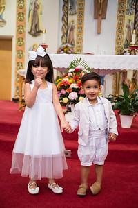 Guichardo / Alba Baptism