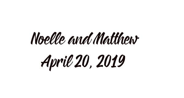 Noelle & Matthew