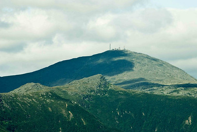 Mt Jackson 8/8/2009