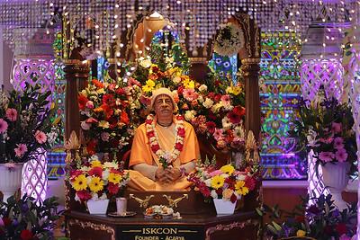 Srila Prabhupada's Appearance Day- 2019