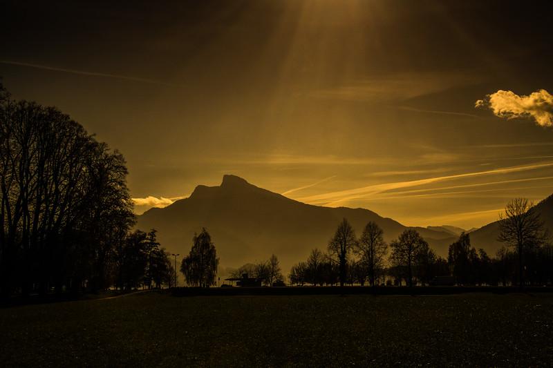 Mondsee, Austria