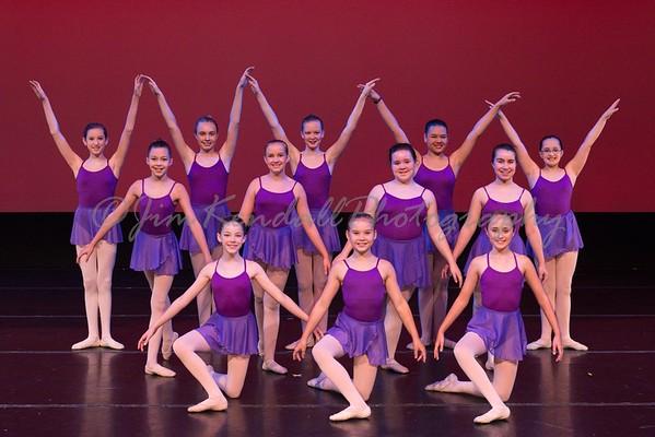3-Ballet 3X