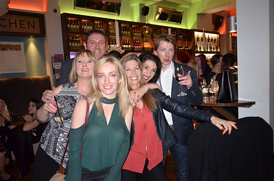 Sandra's Pre-Party Night Out 02/17
