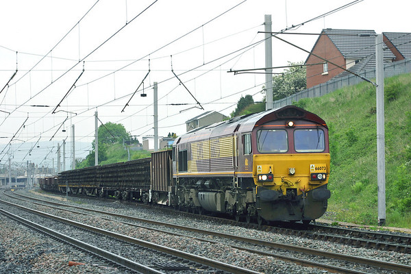 28th May 2004: Crewe and Carnforth