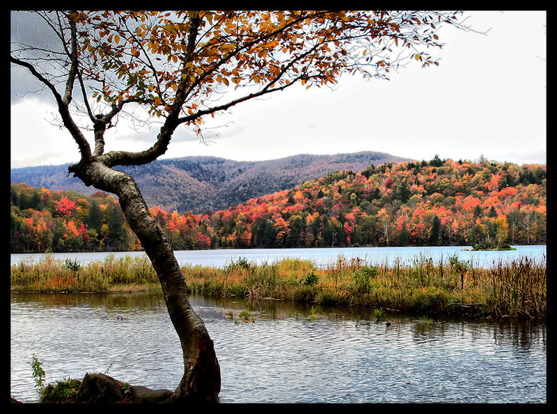 from last year-Lake near Killington VT