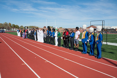 10/25/17 Southern Plains Marching Festival