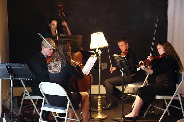 CHS String Quintet