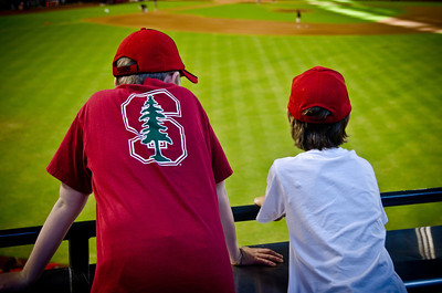 Connor and Paolo's Trip to the D-Backs - 7.23.2011