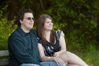 Christina & Steven -- April 29, 2012