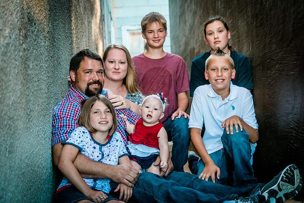{Winder Family 2015}