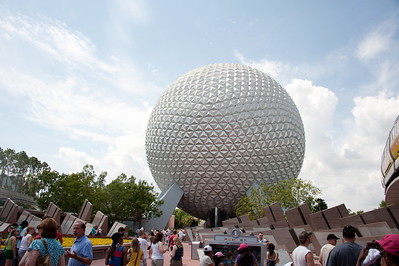 2011/06/09 - Disney World - Epcot Center