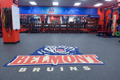 Athletics Weight room