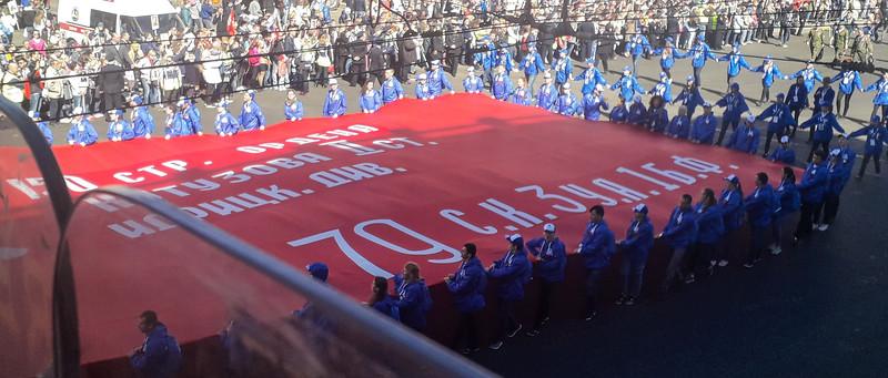 Victory Day, Immortal Regiment
