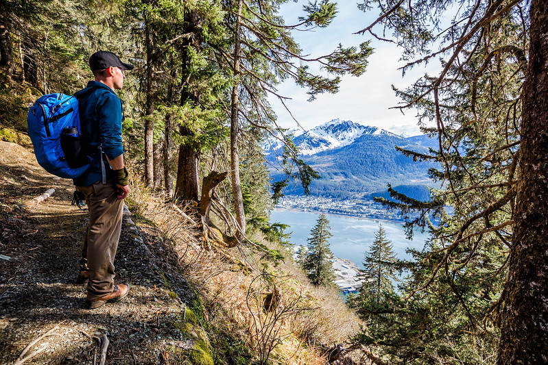 things to do in Juneau Mount Roberts Trail