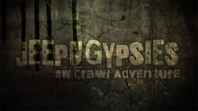 JeepnGypsies SW Crawl - Paula highlights