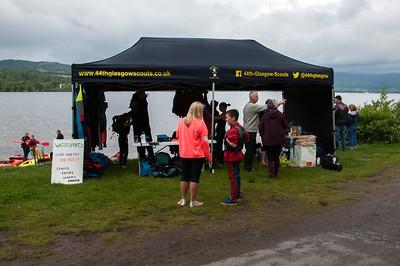 Loch Lomond Try Watersports Day 11th July 2015