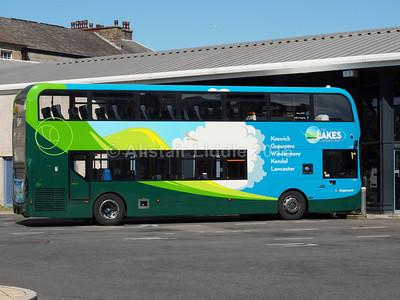 Lancaster Bus Station 06-08-2016
