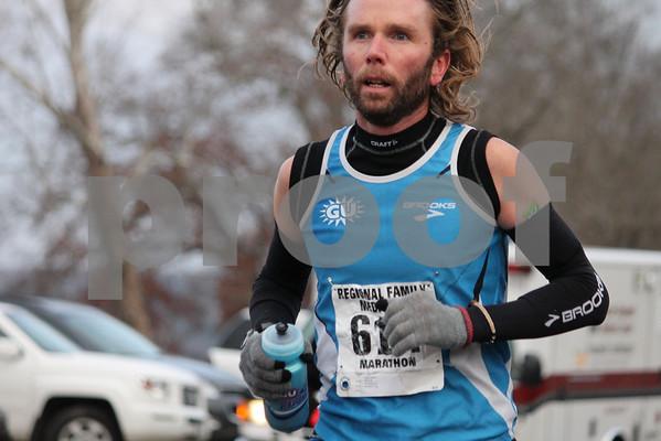 White River Marathon 2013