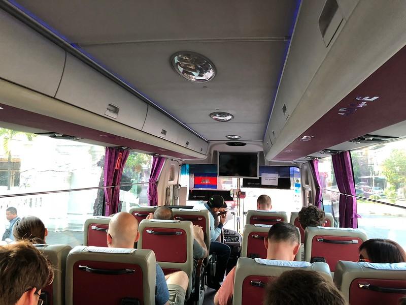 Riding the Giant Ibis Bus