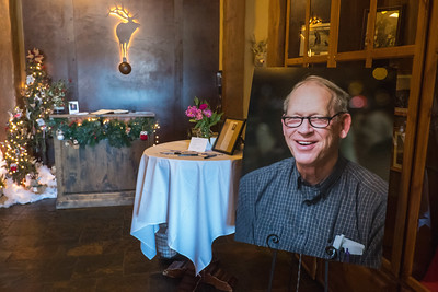 Barry Hillmer's celebration of life
