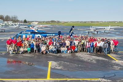 Youth Aviation Adventure Program; OSU Airport, April 26, 2014