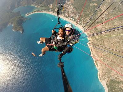 Zeb Paragliding