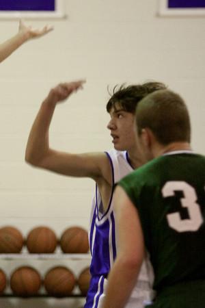 Basketball Mens JV v Cornerstone