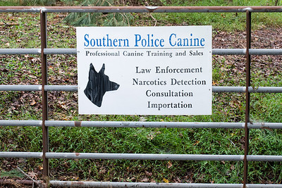 Southern Police Canine