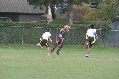 CMS Jr Football 2007 Game 5 SF vs St. Margaret