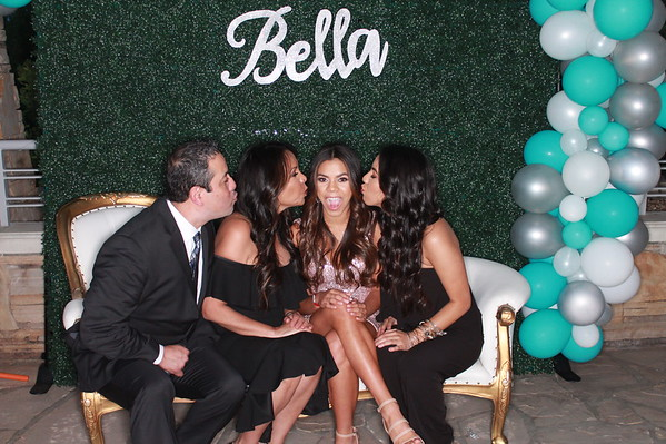 Bella & Co.Sweet 16