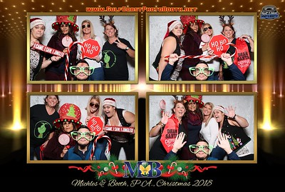Michles & Booth Christmas Party 2018