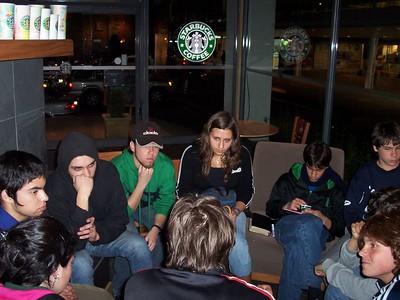 Cafe de la amistad Septiembre 2005