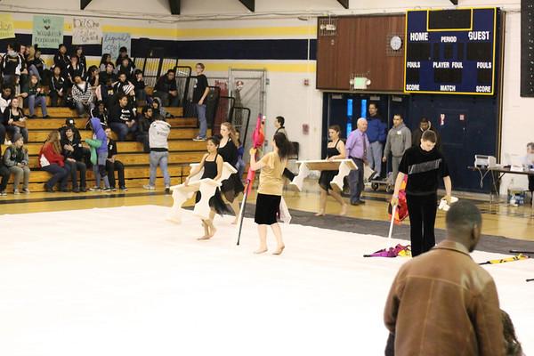GLUE Color Guard 2012