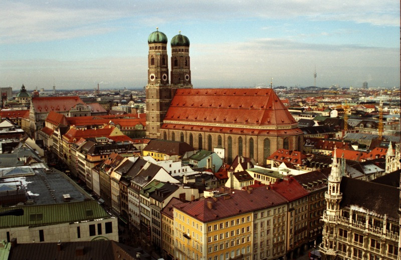 Frauenkirche (Church of our Lady) - Munich, Germany