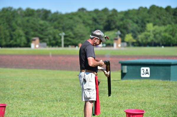 NJ Trap Shooting Association -NJ State Shoot-Sunday