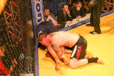 Fight #2 Martin Sellers IIIvs. Jessy Galagar