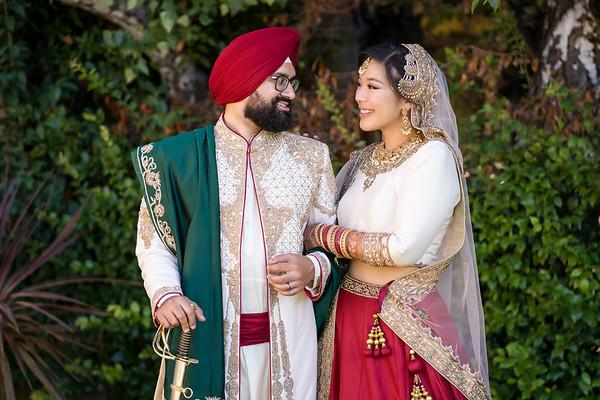 April + Kirt Wedding