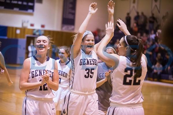 Women's Basketball vs. Muhlenberg (NCAA Tournament Rd. 2)