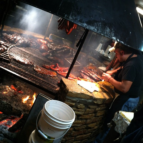 Where #heaven and earth collide #food #foodie #sxsw #bbq