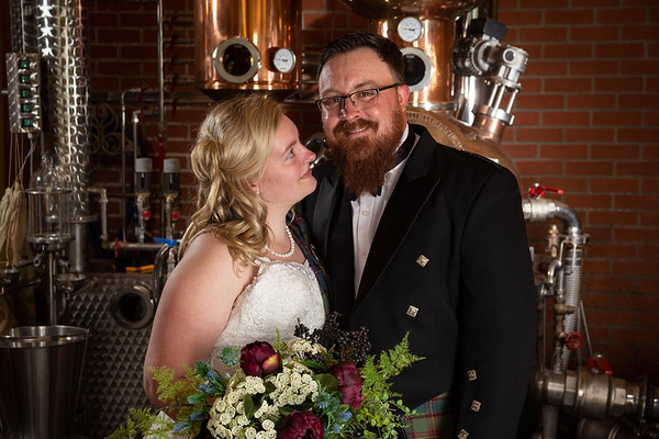 Kristy and Blair - Cowichan Valley Wedding May 2019