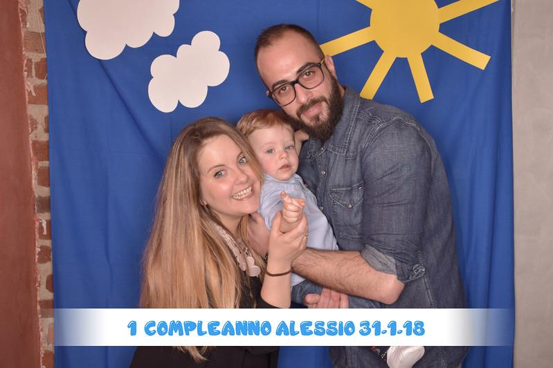 Alessio 1 anno