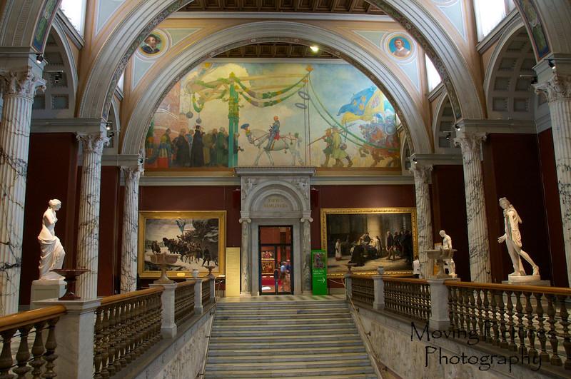 Stockholm - National Museum (Art)