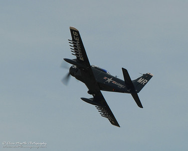Air Show - Spirit of St Louis - May 2014