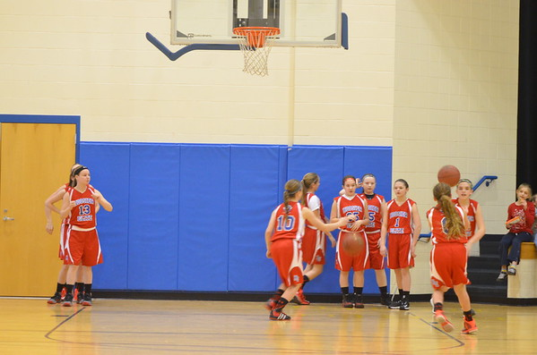 Hoosier Elite 6th grade Week 1 games (2 wins)