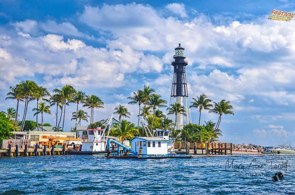 Pompano Beach,  Deerfield Beach, Lighthouse Point Florida