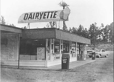 Dairyette plus Other Restaurants