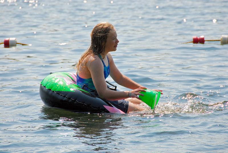 Stephanie in South Pond   (Jul 03, 2006, 03:25pm)