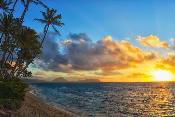 Kahala Sunrise - O'ahu, Hawai'i